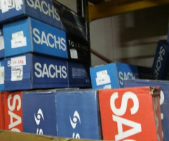 Shock absorbers from Sachs