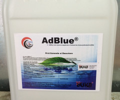 AdBlue nox reducing agent