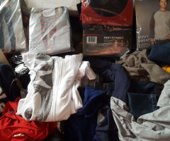 stock clothes mix by kilo