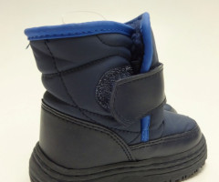 Blue shoes kids' snowboots
