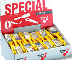 BRUSH BOX, YELLOW 7234