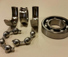 BALL BEARINGS MADE IN GERMANY