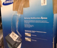 Printers Samsung - customer returns ink. laser
