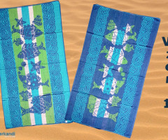 Beach towel 100x180 , 400gsm