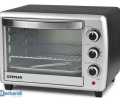 Stock - G3 Ferrari Electrical appliances: Electric ovens