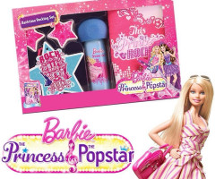 Mattel barbie princess rock
