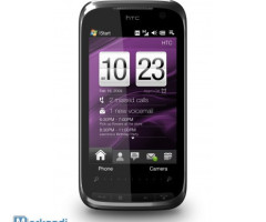HTC Touch Pro 2 - Silver