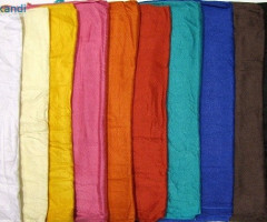 SCARF LADIES pashmina - 12 COLOUR INDIA 13920 PCS.