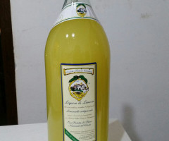 Limoncello lemon liqueur  100% lemon 2L bottles