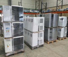 Mobile air conditioning systems