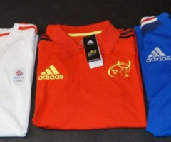 Adidas - Nike - T-shirts - Mix Pack 200 pcs - price 5 GBP