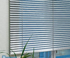 Aluminum Blinds - Dimensions: 100 x 160 mm adjustable slats