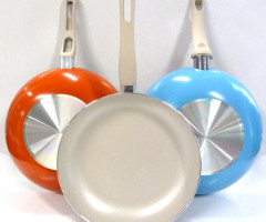 Ballarini pots pans Salvia - line - made in ITALY