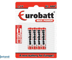 Batteries R3 AAA Max Power