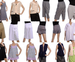 Women's clothing stock mix 2200 pieces