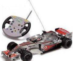 RC McLaren Mercedes MP4-22