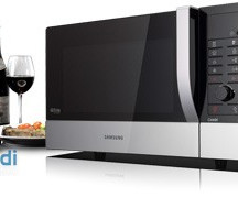 Samsung microwave oven CE107M-4S