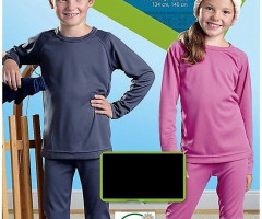 Thermoactive underwear for children