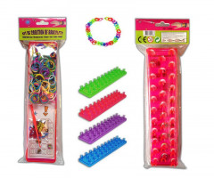 Blister Loom LOOM KIT - (300 Elastic)