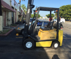 '' YALE FORKLIFT 4,000 LBS''