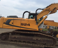 Liebherr R924C HDSL MultiUser Long Reach