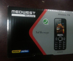 ''MedWest Mobile phones Model MWM209''