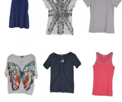 Women Brand Tops Summer Spring