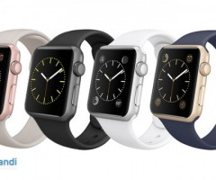 MOTOROLA AND APPLE SMARTWATCHES - REFURBISHED