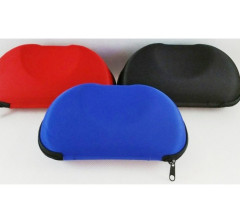 Case for glasses with zipper big mix of colors (MJ7616)