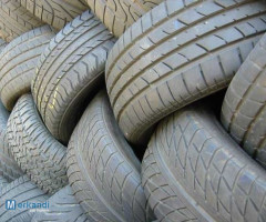 Used tires from Germany - only for export to Africa