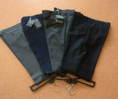 STOCK BASIC MEN'S PANTS