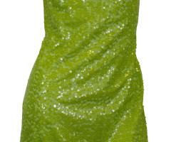 Sequin Dress party dress green