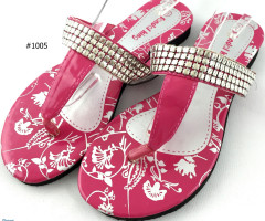 Children flip flops stock lot € 0,58