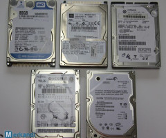 HARD DISK HDD FOR LAPTOP 80 GB IDE ATA PATA 2,5""