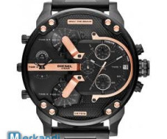 MIXED STOCK WITH watches HUGO BOSS, DIESEL and MICHAEL KORS TOPSELLERS