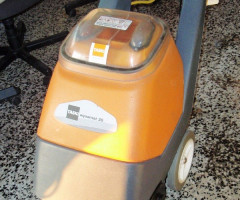 Taski Aquamat carpet cleaner