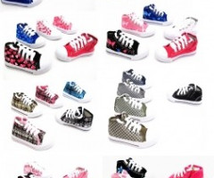 300 x Leisure children's shoes Sneaker Gr. 18-35 per 2.99 EUR