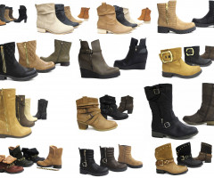 Ladies Boots Boots Winter and Fall Collection