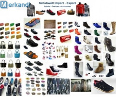 20000 items shoes, clothing, leather goods and accessories