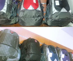 Large School Backpack Sport Bag Sport Leisure per € 9.50