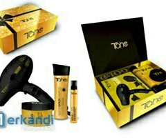 Hair dryers, straighteners sets