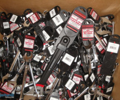 Hand Tools - Life time Warranty-$0.59 cents per unit