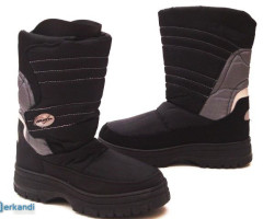 Men Men lined winter boots snow boots boots with fur 41-46
