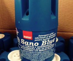 Hygienic toilet soap SANO BLUE 150g