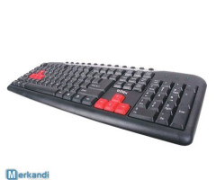IT-1018B Intex Gaming Keyboard Opera