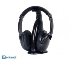 IT-HP-906FM Intex Wireless Multimedia Headphone