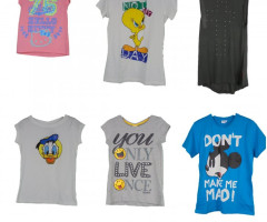 Children's clothing brands Tops Mix