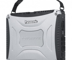 ARMOURED LAPTOP PANASONIC CF-19 CORE DUO 1, 06GHz 1GB 80