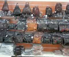 Leather Bags patch pocket Leather Leisure bags per 7, 50 €