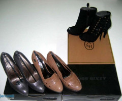 Mix branded shoes stocklot